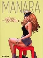 Le parfum de l'invisible T1, bd chez Drugstore de Manara, Studio 9