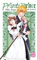 Private prince T4, manga chez Kazé manga de Enjoji