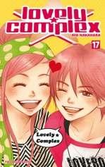 Lovely complex T17, manga chez Delcourt de Nakahara