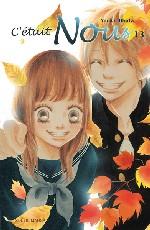 C'était Nous T13, manga chez Soleil de Obata