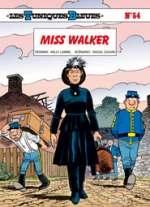 Les Tuniques bleues T54 : Miss Walker (0), bd chez Dupuis de Cauvin, Lambil, Léonardo