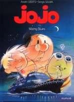 Jojo T18 : Mamy blues (0), bd chez Dupuis de Salma, Geerts
