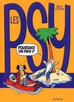 Les psy T17 : Pourquoi un psy ? (0), bd chez Dupuis de Cauvin, Bédu, Labruyère
