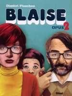 Blaise T2, bd chez Glénat de Planchon