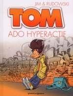 Tom une vie d'Ado T2, bd chez Vents d'Ouest de Rudowski, Jim