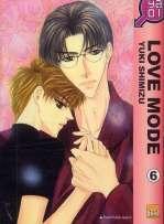 Love mode T6, manga chez Taïfu comics de Shimizu