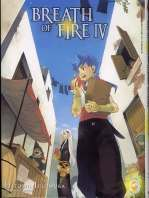 Breath of fire IV T3, manga chez Ki-oon de Ichimura