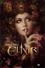 Elixir T2 : Eclats d'ombre (0), comics chez Milady Graphics de Delon