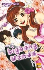 Big bang Venus  T9, manga chez Taïfu comics de Shigematsu