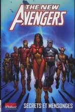 The New Avengers (vol.1) T2 : Secrets et mensonges (0), comics chez Panini Comics de Bendis, McNiven, Finch, Cho, Keith, Martin, Hollowell, d' Armata