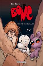 Bone – Edition couleur, T9 : La couronne d'aiguilles (0), comics chez Delcourt de Smith, Hamaker