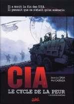 CIA - Le cycle de la peur T1 : Le Jour des fantômes (0), bd chez Soleil de Sala, Castaza, Nino
