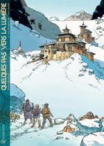 Quelques pas vers la lumière T3 : Les Voyageurs de l'autre monde (0), bd chez Soleil de Marchand