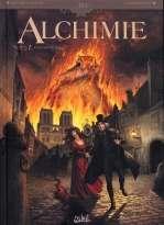 Alchimie T1 : L'Épreuve du feu (0), bd chez Soleil de Nolane, Roman, Digikore studio