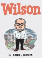 Wilson, comics chez Cornelius de Clowes