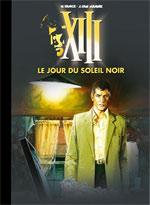 XIII T1 : Le jour du soleil noir (0), bd chez Le Figaro de Van Hamme, Vance