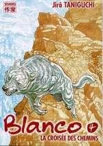 Blanco T4, manga chez Casterman de Taniguchi