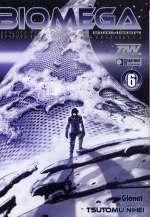 Biomega T6, manga chez Glénat de Nihei