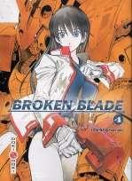 Broken Blade T4, manga chez Bamboo de Yoshinaga
