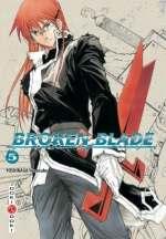 Broken Blade T5, manga chez Bamboo de Yoshinaga