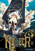 Number T1, manga chez Soleil de Tsubaki