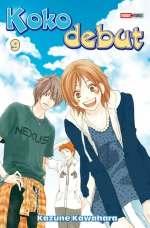 Koko debut T9, manga chez Panini Comics de Kawahara