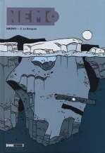 Nemo T3 : La banquise (0), bd chez Milan de Brüno, Croix