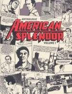 American Splendor - Anthologie T1, comics chez Çà et là de Pekar, Brown, Dumm, Budgett, Crumb, Shamray