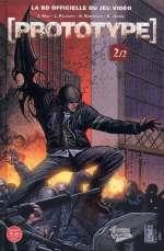 Prototype T2, comics chez Panini Comics de Gray, Palmiotti, Robertson, Jacobs, Hartman