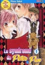 Le syndrome de Peter Pan T1, manga chez Panini Comics de Sakai