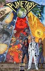 Planetary T1 : Tout autour du monde (0), comics chez Semic de Ellis, Cassaday, Wildstorm fx, Depuy, Baron