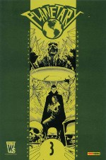 Planetary T3 : Adieu, vingtième siècle (0), comics chez Panini Comics de Ellis, Cassaday, Martin