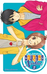 Courage Nako ! T2, manga chez Delcourt de Nakahara