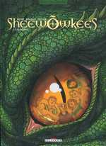 Les sheewowkees T2 : Les Worgs (0), bd chez Delcourt de Mosdi, Brazao, Tillier