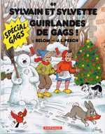 Sylvain et Sylvette T49 : Guirlande de gags (0), bd chez Dargaud de Bélom, Pesch, Pesch