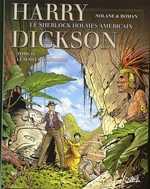 Harry Dickson T11 :  Le Semeur d'angoisse (0), bd chez Soleil de Nolane, Huet, Roman, Astier