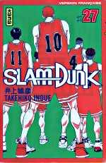 Slam Dunk – 1e édition, T27, manga chez Kana de Inoue