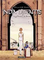 India Dreams – cycle 1, T1 : Les chemins de Brume (0), bd chez Casterman de Charles, Charles