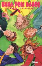 Hana Yori Dango T6, manga chez Glénat de Kamio