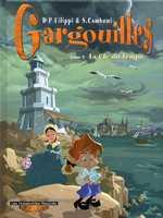 Gargouilles T2 : La clé du temps (0), bd chez Les Humanoïdes Associés de Filippi, Camboni, Moulard