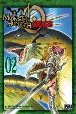 Monster Hunter orage – 1ère édition, T2, manga chez Pika de Mashima