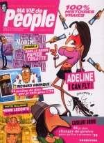 Ma vie de people, bd chez Drugstore de Blondieau, Nicolin