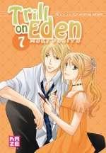 Trill on Eden T7, manga chez Kazé manga de Fujita