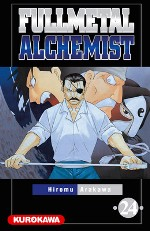 Fullmetal Alchemist T24, manga chez Kurokawa de Arakawa