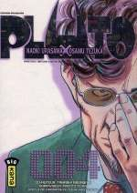 Pluto T4, manga chez Kana de Tezuka, Urasawa