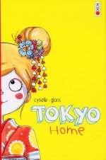 Tokyo home, manga chez Kana de Gloris, Cyrielle