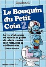 Le bouquin du petit coin T2, bd chez Hugo BD de Monsieur b.