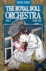 The royal doll orchestra T2, manga chez Tonkam de Yuki