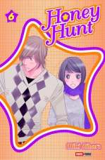 Honey hunt T6, manga chez Panini Comics de Aihara