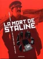 La mort de Staline T1 : Agonie (0), bd chez Dargaud de Nury, Robin, Aureyre